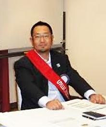 代表取締役 日向野 脩弘